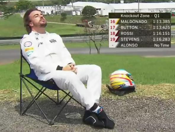 Qualif 2015 interlagos Alonso