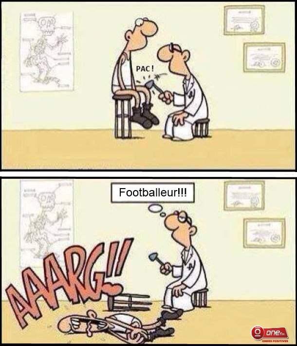 Mondial 2014 visite médicale