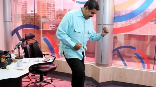 Maduro Salsa