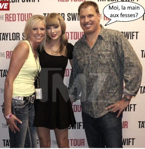 Taylor Swift vs Mueller