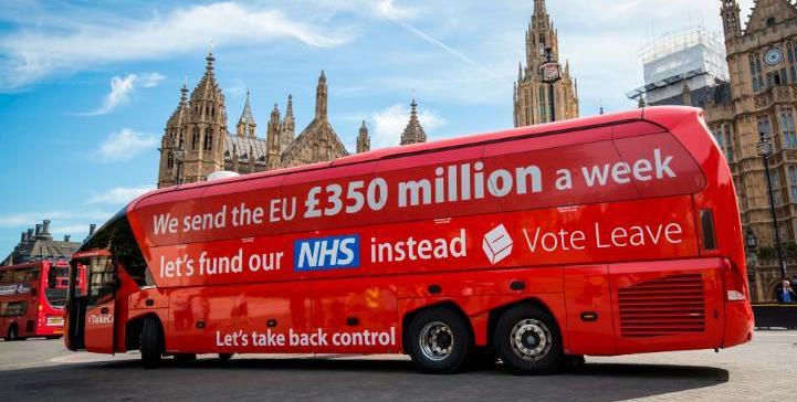 L'autobus de Boris Johnson