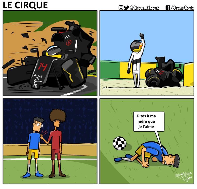 F1 vs football