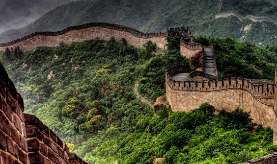 La grand mur de Chine