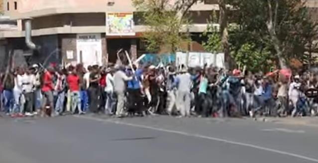 Pogrom anti immigrés en Afrique du Sud