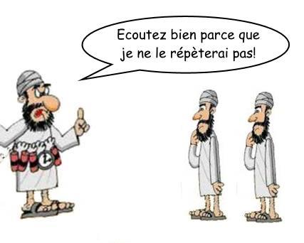 Ecole des terroristes